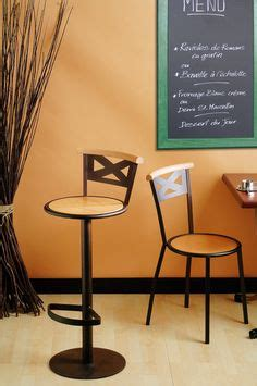Table Pliante 3687 by Ambiance Bar Tabac Chaises Bistro Tabouret Deco