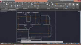 autocad 2016 floor plan drawing youtube autodesk homestyler design home interior with creative ideas