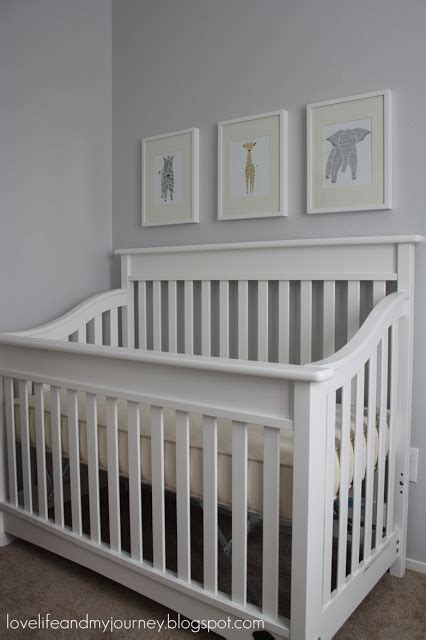Bonavita Peyton Lifestyle Crib by And Journey Nursery Update We Finally
