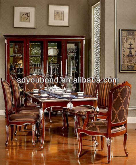 neo classic yb06 luxury quality dining room set