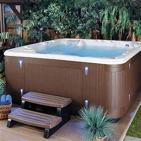 Home Spas And Tubs Pools Tubs Saunas Outdoor Living At The Home Depot