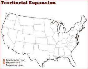 territorial expansion of the united states in the 19th