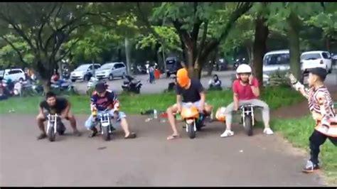 Motor Minti by Komunitas Motor Mini Jakarta Kommi