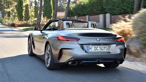 bmw announces canadian pricing    roadster