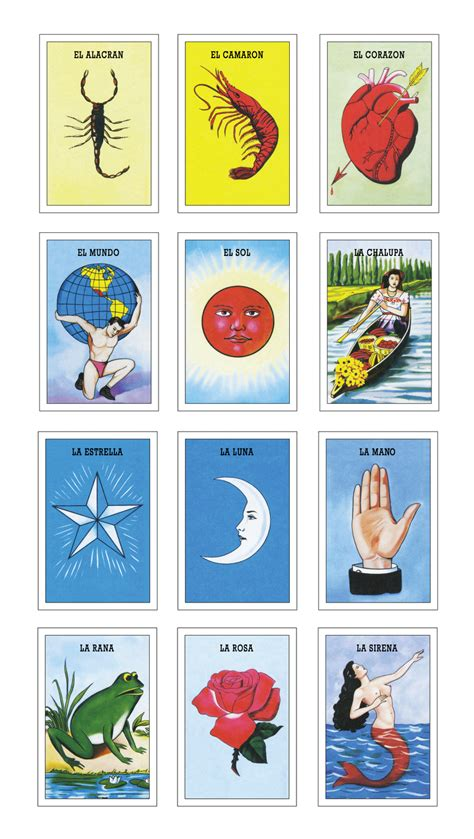 how to make loteria cards the world s catalog of ideas