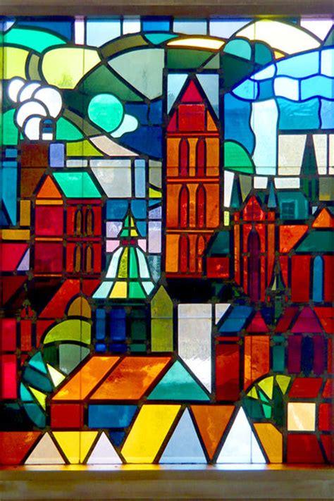 Harmonie Der Farben by Glasfenster Rolf M 246 Ller Harmonie Der Farben Und