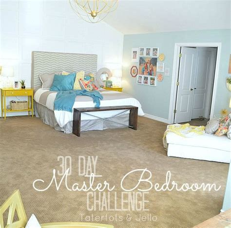 bedroom challenges 30 day challenge reveal master bedroom makeover good