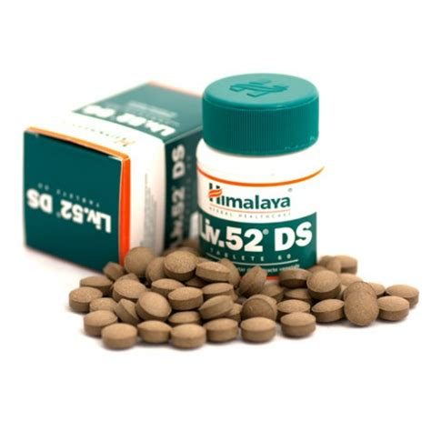 Liv 52 Ds Himalaya Liver Protector 60 Tablet Vitamin Hati Support himalaya liv 52 ds herbal healthcare unparalleled in