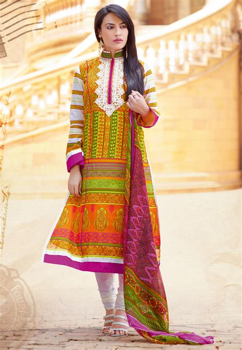 design dress lown 2015 all about lawn salwar suits inspired from pakistan