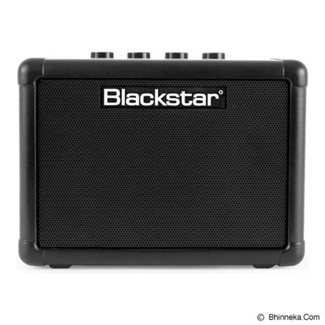 Mini 3 Bhinneka jual blackstar mini guitar fly 3 black murah bhinneka