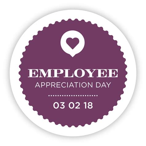 Employee Giveaways - employee appreciation day is march 2nd when i work
