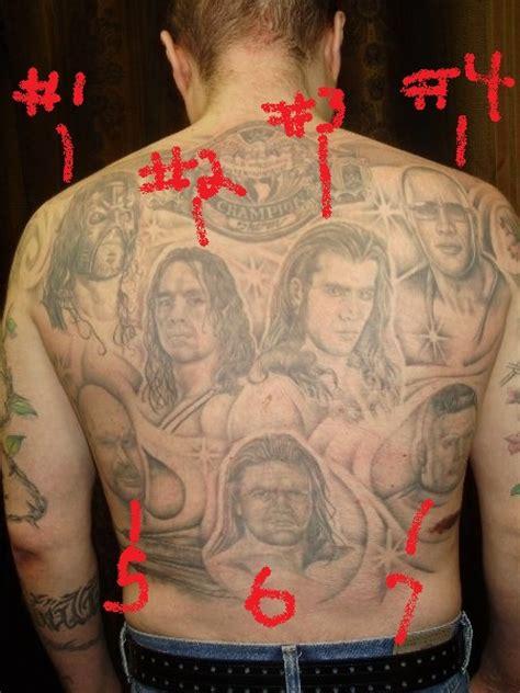 cat tattoo wrestler commercial 60 amazing wrestling tattoos