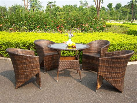 Garden Furniture Table And Chairs Garden Chairs Home Trendy