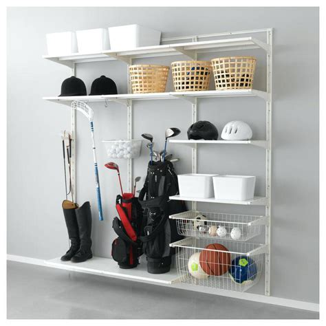garage storage ikea ikea image garage awesome cabinets full size ofikea storage systems hacks venidami us