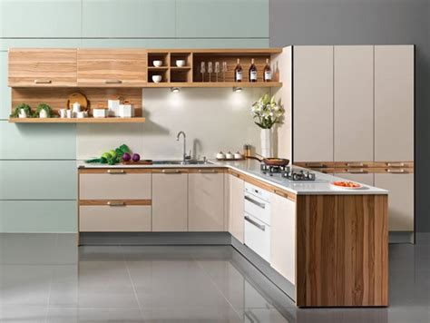 l shaped kitchen cabinets 15 beautiful l shaped kitchens home design lover
