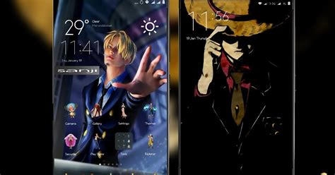wallpaper keren one piece untuk android tema keren one piece untuk xiaomi mr naif android
