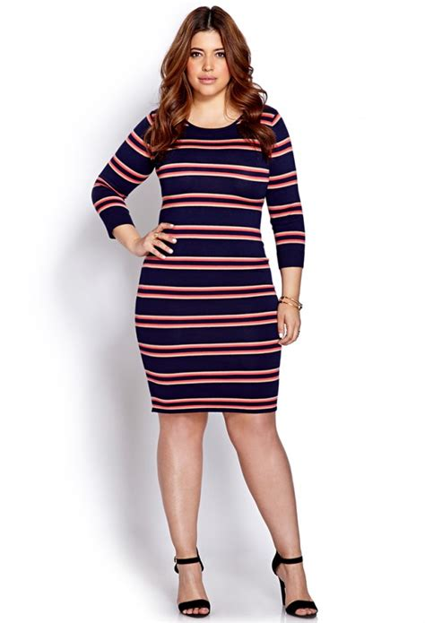 Dress Of The Day White Hoodie Dress by Stylish Of The Day Forever 21 Festive Striped