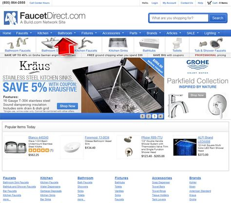 Plumbing Direct by Faucet Direct Coupon Coupon Code