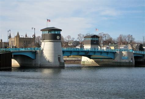 Racine Wi Free Warrant Search File Bridge In Racine Wisconsin In 2007 Jpg