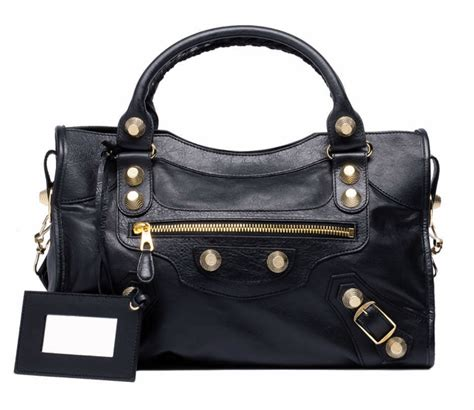 Balenciaga Edition Bag by Balenciaga Special Edition Gold Hardware Bag Spotted Fashion