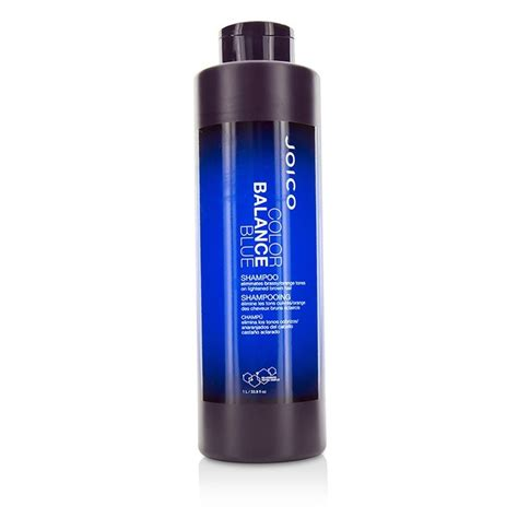 color balance hair color balance blue shoo eliminates brassy orange tones