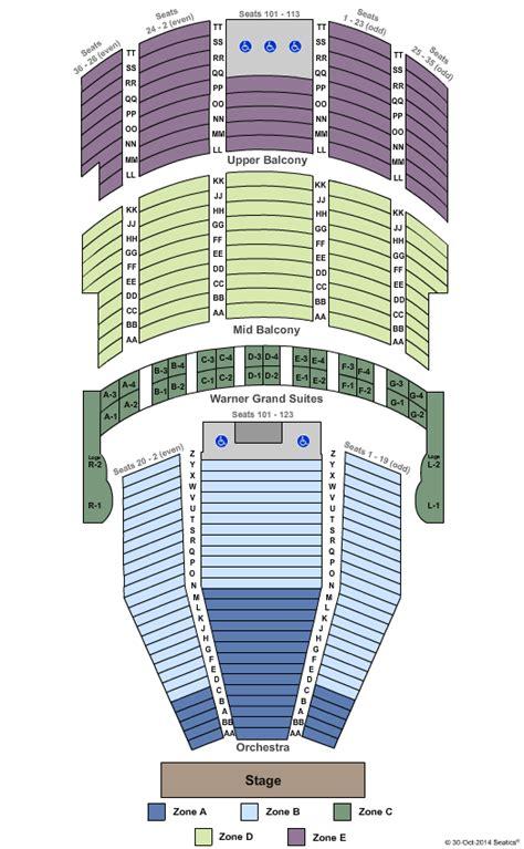 warner theater seating chart the washington ballet tickets discount the washington