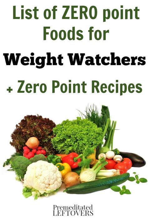 25 best ideas about weight watchers food list on