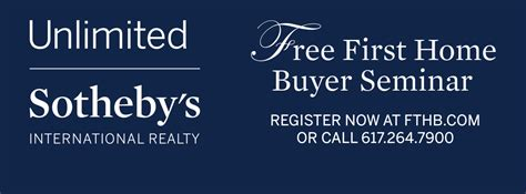 Unlimited Home by Free Time Home Buyer Seminarjamaica Plain News