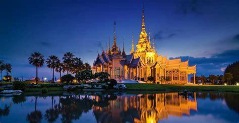 enjoy  popular tourist attractions  bangkok pattaya