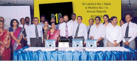most prestigious banks business today bank of ceylon wins world s most