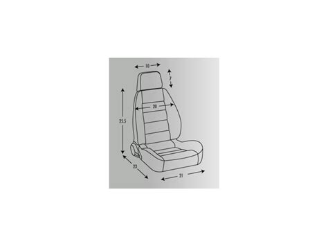 corbeau sport seat dimensions corbeau seat sport seat grey vinyl cloth