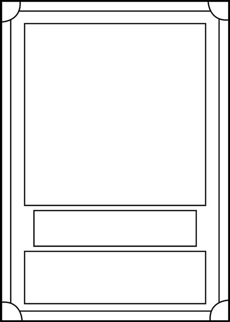 Trading Card Template 6 8th Grade Trading Card Template Baseball Card Template Diy Trading Board Template Maker