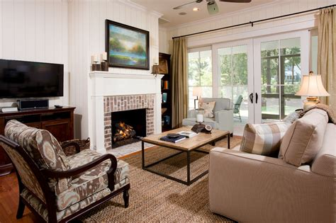 how to remodel a living room brick fireplace remodel living room traditional with area