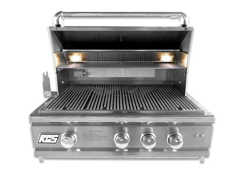 Lu Led Grill rcs grills 30in cutlass stainless pro series gas