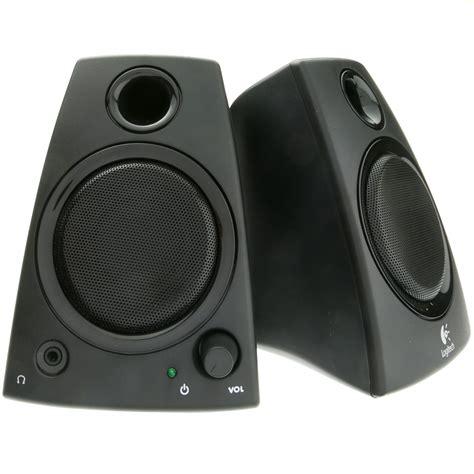 logitech   speaker system   rms