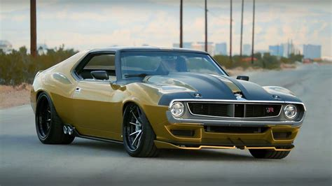 72 Amc Javelin by The Story Ringbrothers 1972 Amc Javelin Amx Defiant