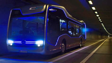 future mercedes mercedes benz future bus concept car body design