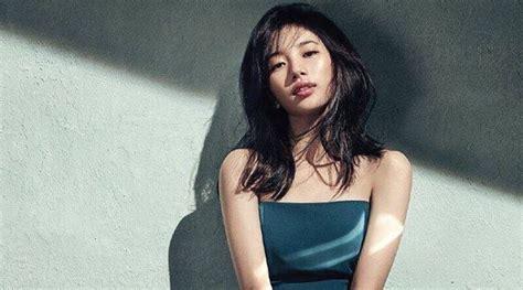Model Rambut Qanita by Suzy Miss A Dan Elegan Dengan Kemben Di Iklan Perhiasan