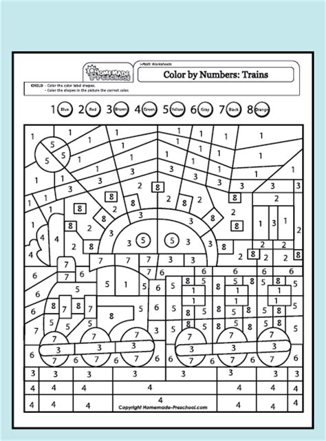 Happy Numbers Worksheet by Creative On Preschool Worksheets Are Just What A