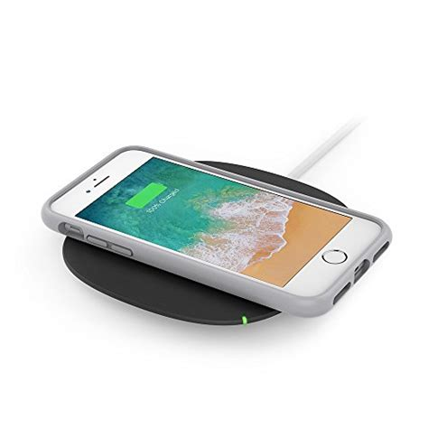 belkin qi wireless charging pad compatible with iphone 8 8 import it all