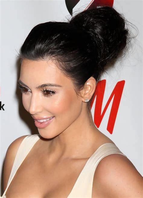 23 Kim Kardashian Hairstyles   PoPular Haircuts