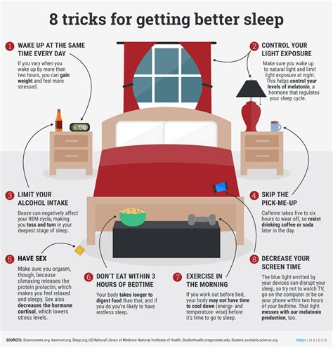 ways to sleep better these 8 simple tricks are the to getting better sleep business insider