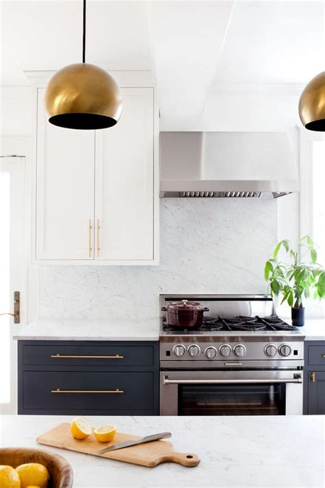 mixed metals kitchen crushing on mixed metals stacy risenmay
