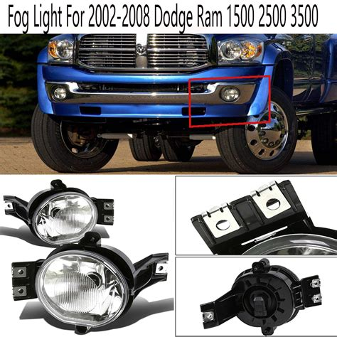 2006 dodge ram 2500 fog lights popular dodge ram 2500 fog lights buy cheap dodge ram 2500