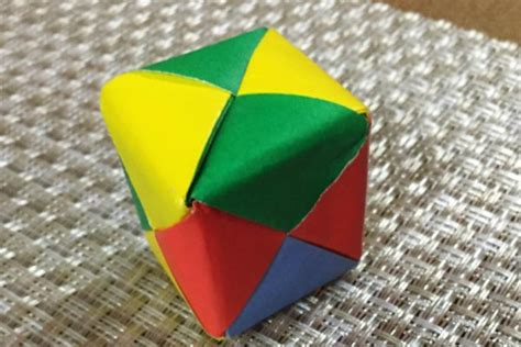 Math Origami - early years math the robertson program for inquiry based