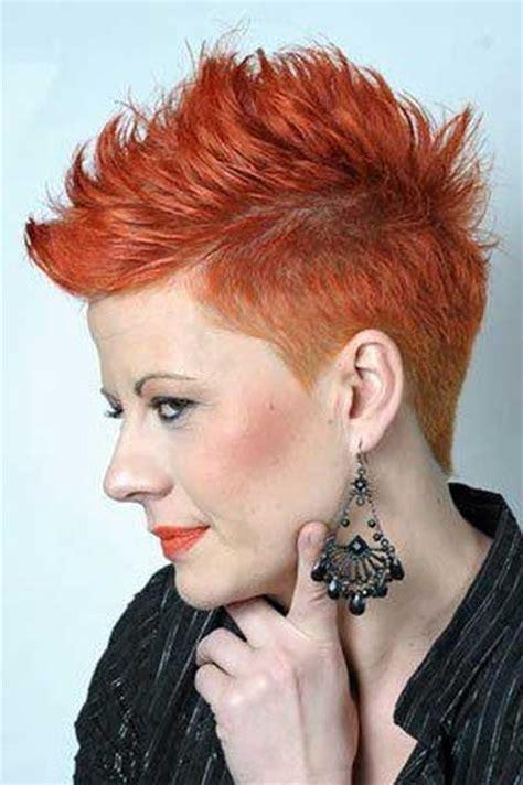 short hair styles from chicago il tagli di capelli color rame un colore diverso ma wow