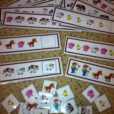 pattern games for infants 149 best images about farm baby animals theme on pinterest
