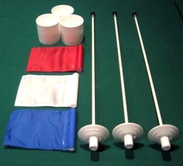 home golf supply for backyard golf or backyard putting green