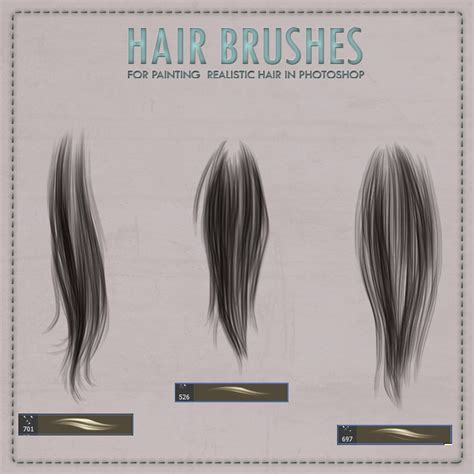 Hairstyle Photoshop Brushes by Adobe Photoshop Hairstyle Brushes Chafornali S Diary