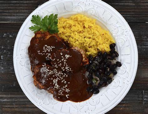 authentic mole poblano recipe